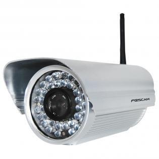 Foscam FI9805W (wettergeschützte HD Cam) 89€ bzw. 79€ ohne VSK @redcoon Idealo=~130€
