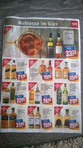 Rewe Center Glenfiddich & Glenlivet und viele andere Whisky & Scotch