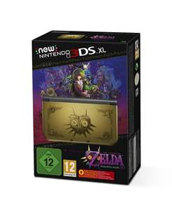 Nintendo New 3DS XL Majora's Mask Bundle oder Monster Hunter 4 Ultimate Bundle für 203,15€ bei thalia.de