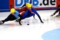(Dresden) Gratis zum Short Track Weltcup in Dresden mit DKB-Visa-Card am 07.+ 08.02.