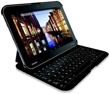 [Media Markt] Toshiba Excite Pro 32GB inkl. Bluetooth Keyboard Cover für 222€