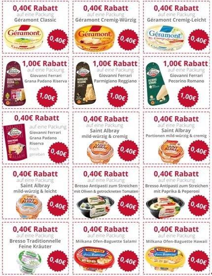 Ich liebe Käse - Bis zu 7,80€ Rabatt