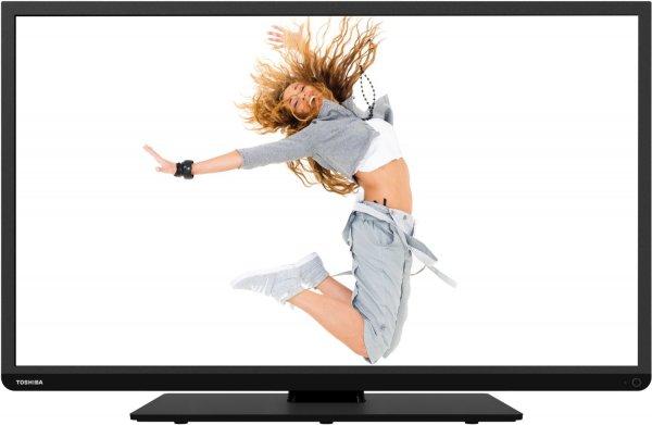 Mediamarkt Online TOSHIBA 40L3443DG 40 Zoll Smart TV WLAN für 259 Euro