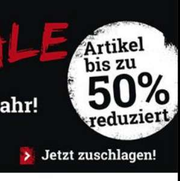 EMP wintersales aktion bis zu -50%
