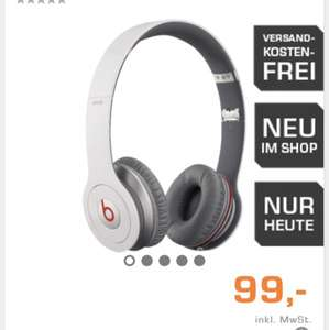 BEATS BEATS BY DR. DRE SOLO HD WEISS / SONDERPAC