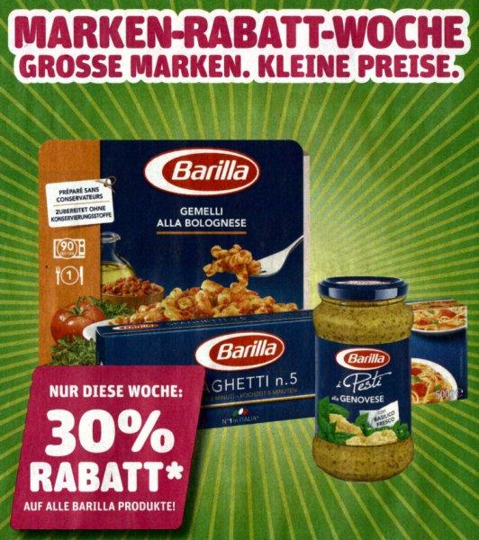 [REWE] Rabatt-Woche (26.01. - 31.01.2015) 20-30% Rabatt auf verschiedene Produkte
