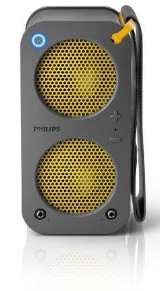 Philips SB5200G für 25€ - Bluetooth Lautsprecher @Media Markt