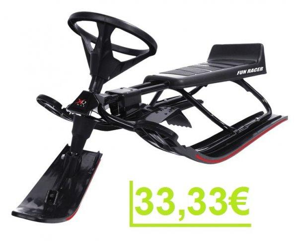[ZIMMERMANN] XQ MAX Lenkschlitten 83x18x43cm für 33,33€