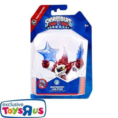[ebay / Toysrus] Skylanders Trap Team Winterfest Lob Star für 9,99€ inkl. Versand, 33% Ersparnis