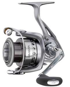 "Daiwa Exceler S 3000 Rolle, Angelrolle, Spinnrolle ""Update"""