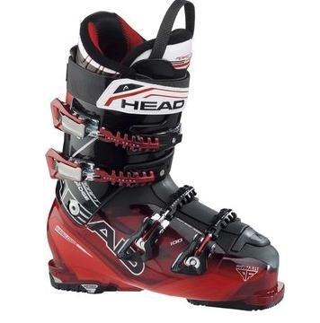 Head Adapt Edge 100 (Herren Skischuh Weiss/Rot) für 148,73 € aus Österreich