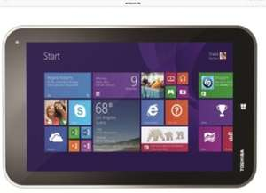 Toshiba Encore WT8-A-102 Tablet PC 8'' Windows 8.1 MS Office Home, 2 GB-Ram