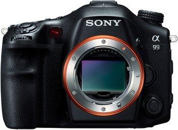 Sony SLT-A99V SLR-Digitalkamera (24,3 Megapixel, 7,6 cm (3 Zoll) Display, Full HD-Video-Funktion, Live View) schwarz für 1535,-@AmazonBlitz