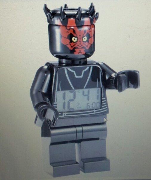 Lego Darth Maul  Wecker - Star Wars