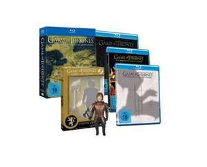 Game of Thrones Staffel 1-3 mit Sammlerfigur Tyrion (exklusiv bei Amazon.de) [Blu-ray] [Limited Edition]