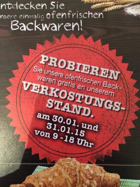 [Lokal] Netto MD - 81549 München - 30.01. und 31.01. 9-18 Uhr Backwarenverkostung