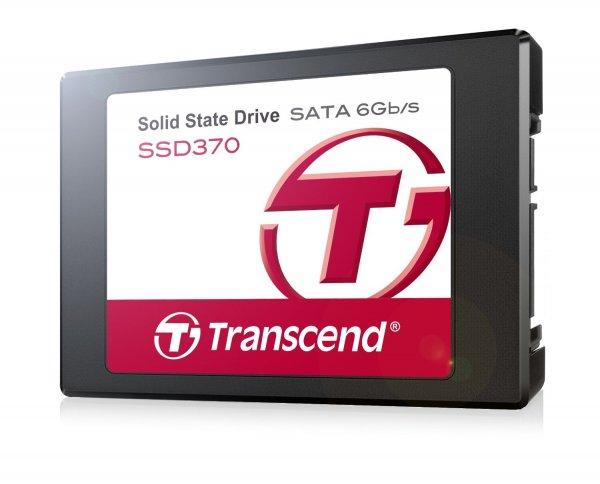 Transcend SSD370 interne SSD 512GB (6,4 cm (2,5 Zoll), SATA III, MLC) für 159,90€ @ Amazon