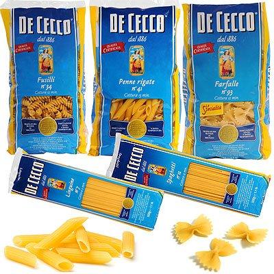 [tegut] De Cecco - Pasta 500g - 0,99€