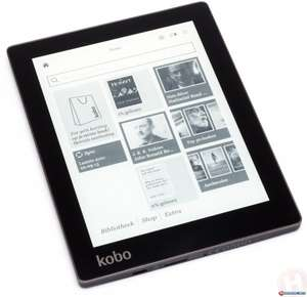 [Voelkner] Kobo Aura Ebook-Reader in schwarz für 89€ - 10% Ersparnis