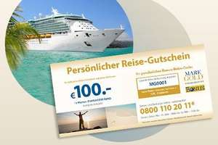 Maregold Omega-3 + Reisegutschein im Wert von 100,-€