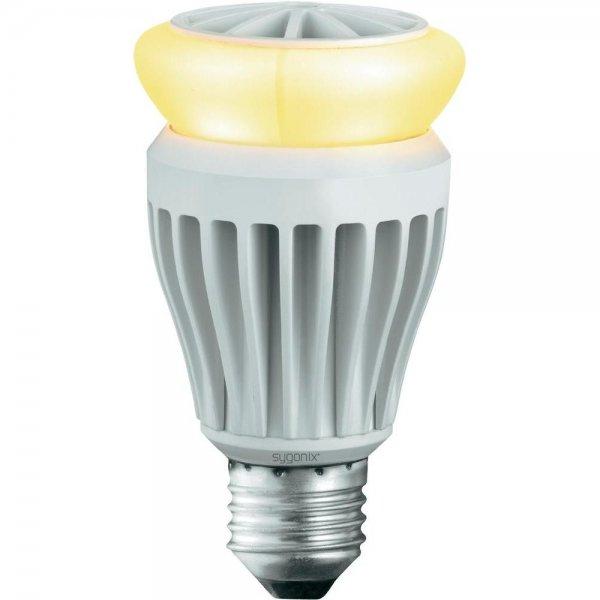 (Conrad) LED-Leuchtmittel 13 Watt E27 dimmbar Warmweiß 2700k 806 Lumen (komische Form)