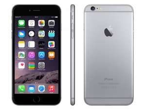 iPhone 6 Plus 128GB spacegrey mit Vodafone Smart XL & bis 3GB LTE Internet nur 39,99€ mtl. zu 145€