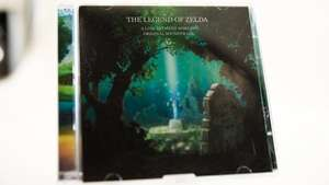 [Nintendo Sternekatalog] The Legend of Zelda: A Link Between Worlds Soundtrack