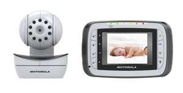 Motorola MBP40  Video Babyphon 79,95€ @ REAL (Ersparnis von 52,7%)