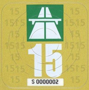 Autobahn Vignette Schweiz 33€+evtl VK. VP: 40€
