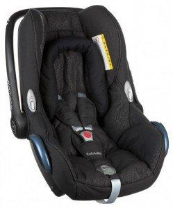 Maxi Cosi Cabriofix Babyschale modern black 2013 - 121,90 EUR @ lapado