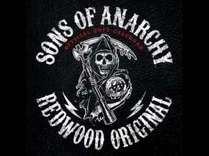 Sons of Anarchy Film Kalender 2015 30x30 cm 4€