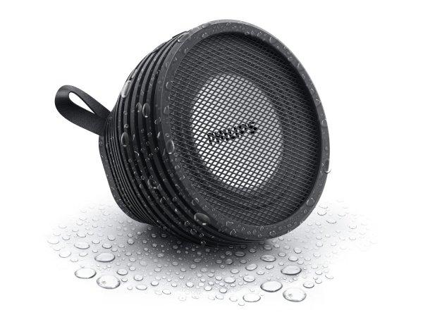 PHILIPS YNTHT SB2000B Bluetooth-Speaker mit 5W RMS für 19 €