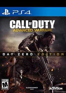 Call of Duty Advanced Warfare (Day Zero) für 40€ + 5€ VSK @Amazon