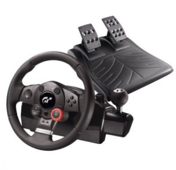 LOGITECH Driving Force GT II Mediamarkt