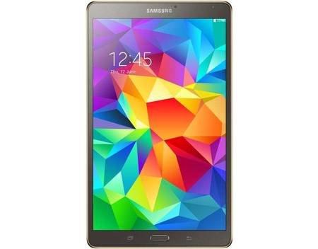 Samsung Galaxy Tab S 8.4 16GB LTE Bronze für 264,23€ @MeinPaket