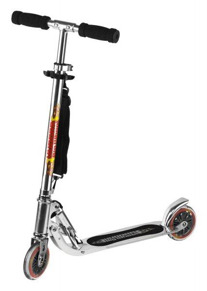 HUDORA Big Wheel Silber, 125 mm Rolle (Art. 14600/03) 22,73€ mit Prime / Idealo ab 42,74€