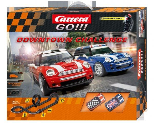 Carrera GO! Downtown Challenge 62284 Rennbahn und PLAYMOBIL 5230 - T-Rex und Saichania beim Vulkan für je 19,99 Euro (!!!) @Kaufland bundesweit!!!