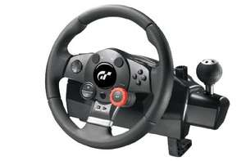 Logitech Driving Force GT - Rad- und Pedalsatz  88 €  @ mediamarkt und Amazon