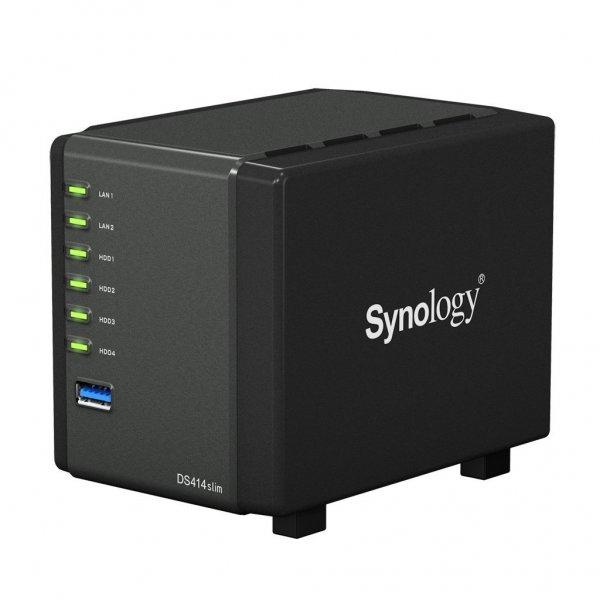 Synology DiskStation DS414slim für 192€@ NBB - NAS mit 4 Slots für HDDs