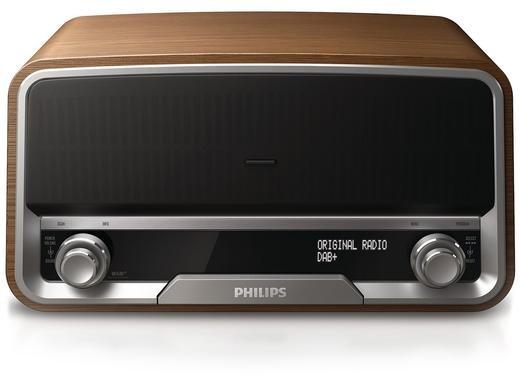 Philips DAB + FM/UKW Radio Philetta Design ORD7300 @ iBOOD