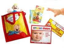 Spiele Max - Tasche mit Plüschtier und Präsenten Kostenlos