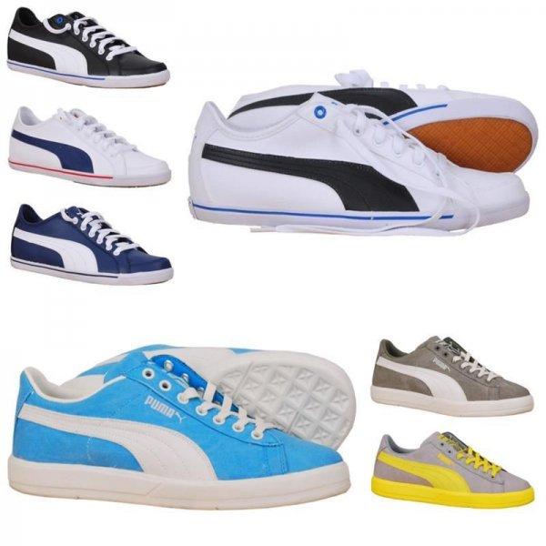 [@ebay] Puma Sneaker Schuhe Archive Lite Low oder Hurricane FS verschiedene Farben