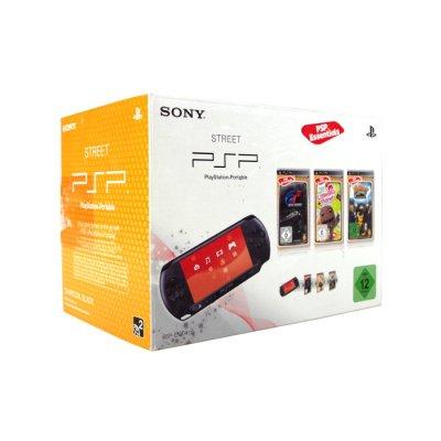 Wieder da PSP mit 3 Spielen für 51,90€ mit Newsletteranmeldung