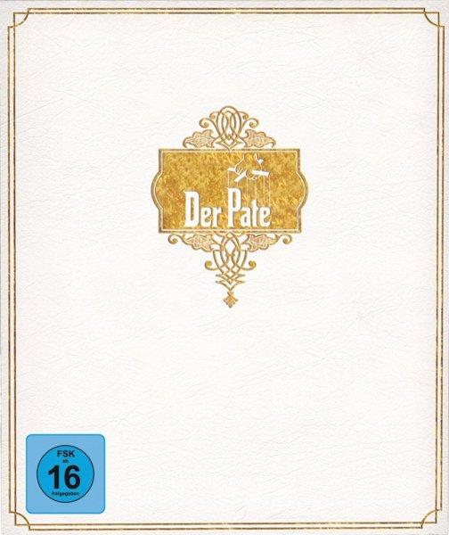 [Amazon/Mediamarkt] [Blu-Ray] Der Pate - 40-Jahre Jubiläumsedition