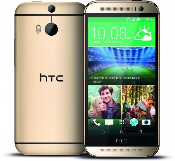 [Media Markt] HTC One M8 amber gold 16GB