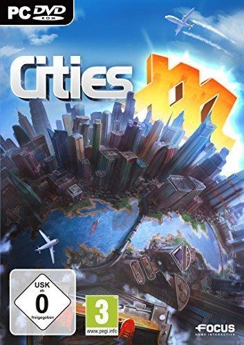 Cities XXL bei Nuuvem für Steam für 19,14€