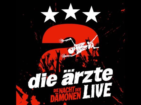 Die Ärzte Live-Die Nacht Der Dämonen (5fach Vinyl)