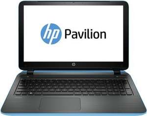 "HP Pavilion 15-p150ng (AMD A8-6410, R7 M260, 8GB RAM, 500GB HDD, 15,6"" matt FHD, Win 8.1) - 444€ @ Notebooksbilliger"