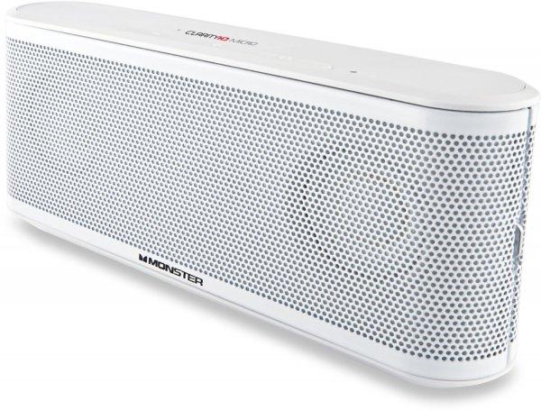 Monster Clarity HD Micro weiß Bluetooth Lautsprecher für 99,90,- Euro inkl. Versand