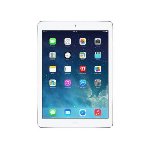 Apple iPad Air 32GB WiFi Silber MD789FD/A für 389,00€ inkl Versand bei ebay